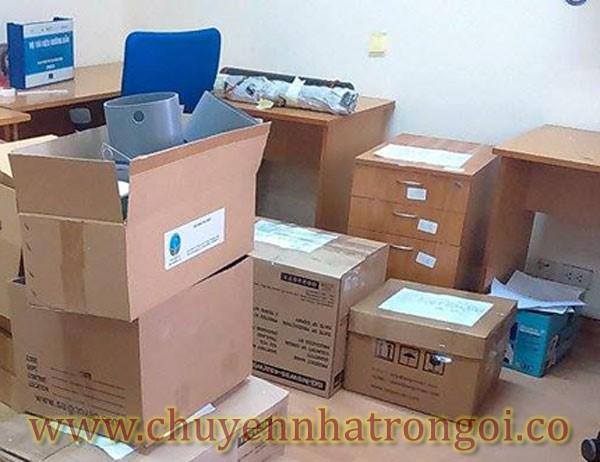 Chuyển văn phòng trọn gói giá rẻ tại TPHCM