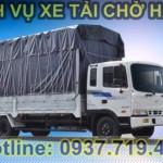 Nhận chở hàng thuê, vận chuyển giao hàng đi tỉnh giá rẻ