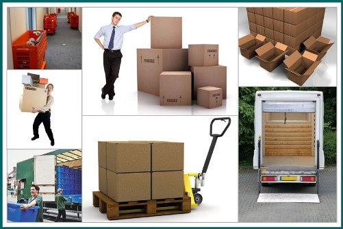 Dịch vụ 3 in 1: Vận chuyển hàng hoá, dọn nhà, đóng thùng trọn gói