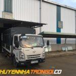 Dịch vụ chuyển nhà trọn gói, chở hàng giá rẻ tại Dĩ An