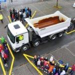 5 điểm mù 'chết người' của xe tải mà bạn nên tránh xa