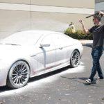 Công nghệ rửa xe không chạm vào xe không thể bỏ qua