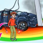 7 sự cố xe hơi và kỹ năng để thoát hiểm tài xế nên biết