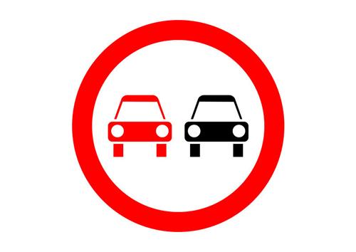 40 loại biển báo cấm theo quy chuẩn mới có hiệu lực từ 1/7 người tham gia giao thông cần biết